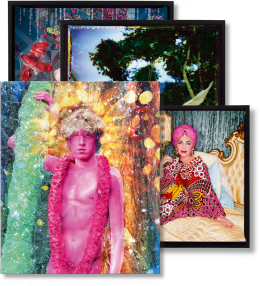 David LaChapelle. Lost and Found – Good News, Art Edition