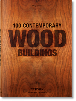 100 Contemporary Wood Buildings -
